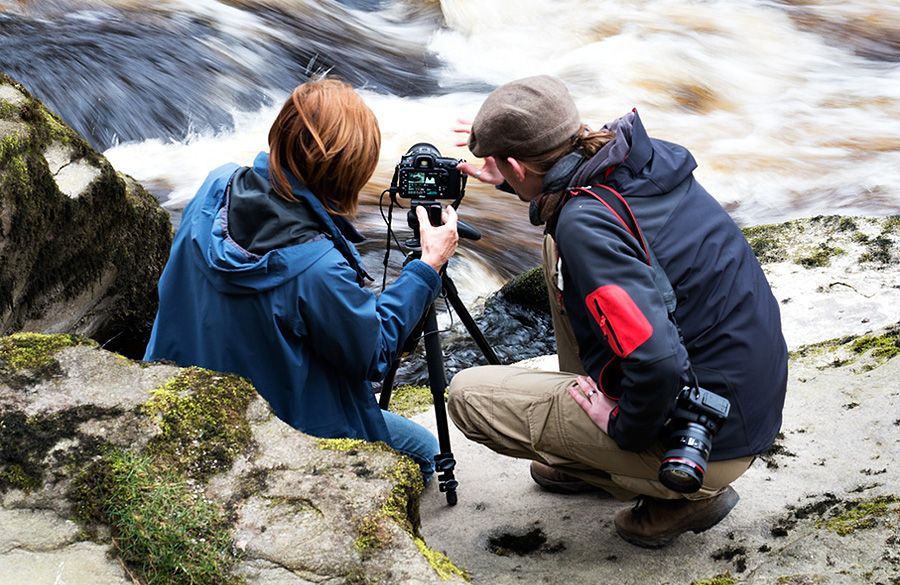 Checking the Histogram at The Strid